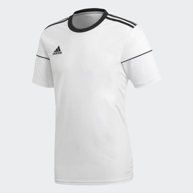 Camiseta Squadra 17 Blanco Hombre Gimnasio Y Entrenamiento