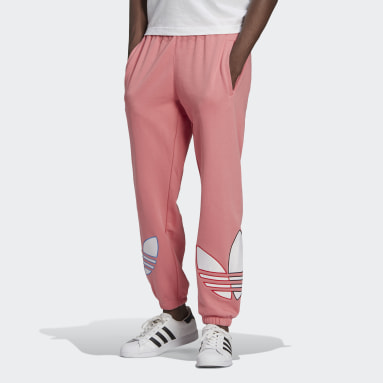 Men Originals Pink Adicolor Sweat Pants