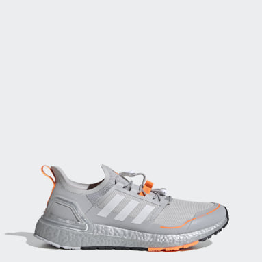 Men Running Grey Ultraboost WINTER.RDY Shoes