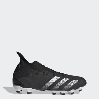 Bota de fútbol Predator Freak.3 multiterreno Negro Fútbol