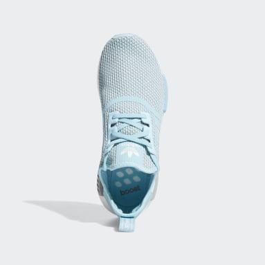 Chaussure NMD_R1 Bleu Hommes Originals