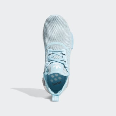 Men Originals Blue NMD_R1 Shoes