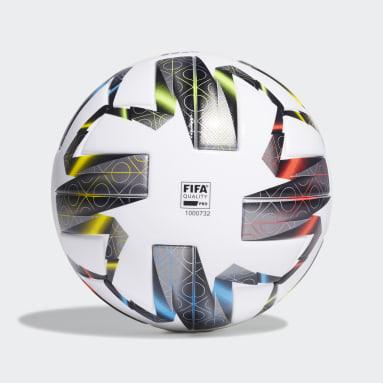 Ballon UEFA Nations League Pro Blanc Football