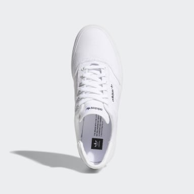 Originals White 3MC Vulc Shoes