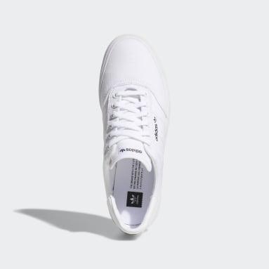 Tenis 3MC Vulc Blanco Hombre Originals