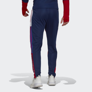Men's Training Red FC Bayern Human Race Training Pants
