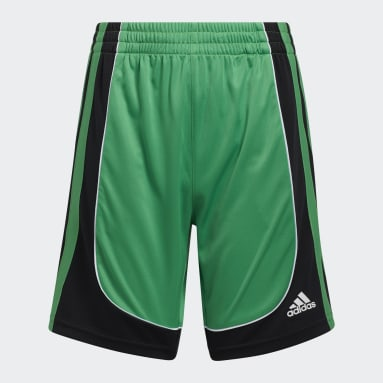 Youth Training Green B-Ball Creator Shorts