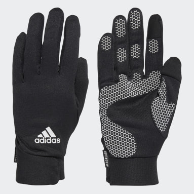 Football Black Condivo AEROREADY Gloves