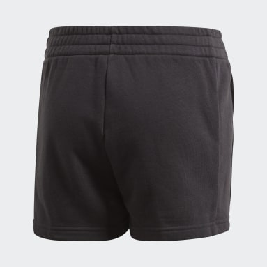 Girls Yoga Black Must Haves Shorts
