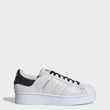 Dam Originals Grå Superstar Bold Shoes