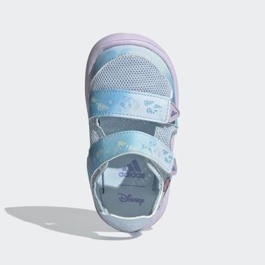 Infants ว่ายน้ำ สีน้ำเงิน รองเท้าแตะสวมสบาย
