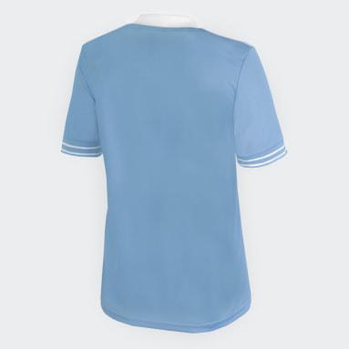 CAMISETA DE LOCAL Sporting Cristal 2021 Azul Niño Fútbol