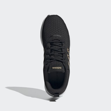 Women Walking Black QT Racer 2.0 Shoes