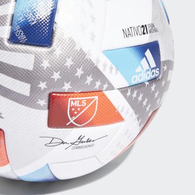 Men Soccer White MLS Pro Ball