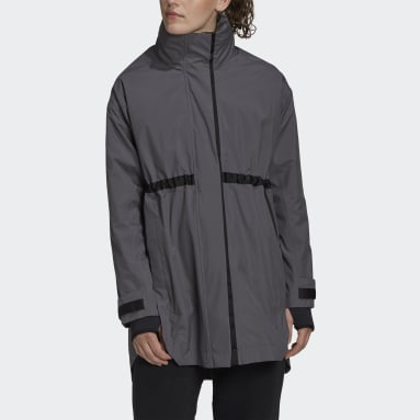 Parka Traveer RAIN.RDY Grigio Donna City Outdoor