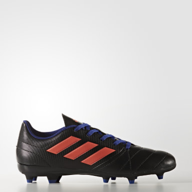 Women's Soccer Black ACE 17.4 Firm Ground Cleats