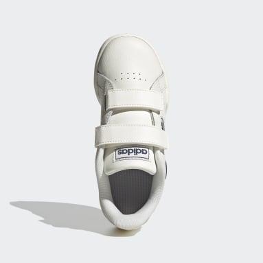 Chaussure Roguera Blanc Enfants Fitness Et Training