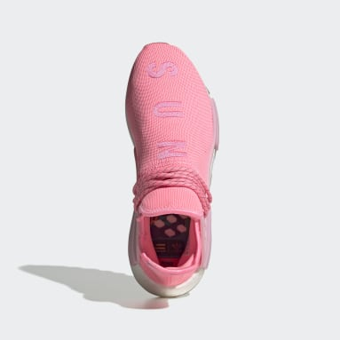 Originals Pink Pharrell Williams Hu NMD Shoes