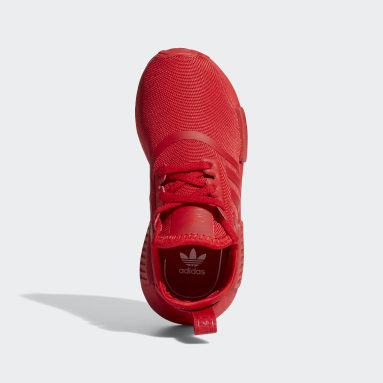 Children Originals Red NMD_R1 Shoes