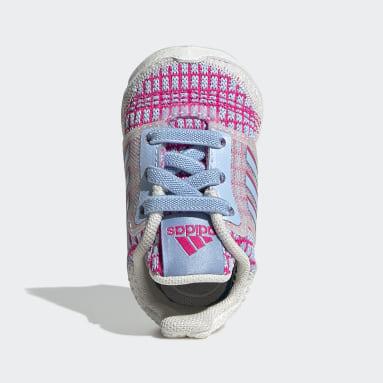 Kids Gym & Training Blue UltraCrib Shoes