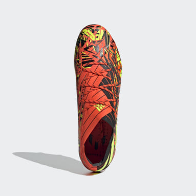 Fodbold Orange Nemeziz Messi.1 Firm Ground støvler