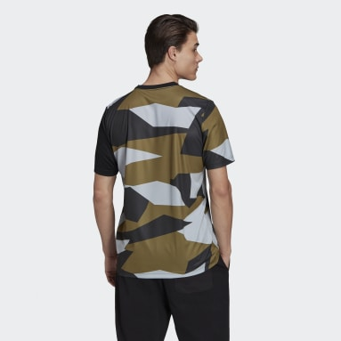 Men's TERREX White Terrex Primegreen Graphic Tee