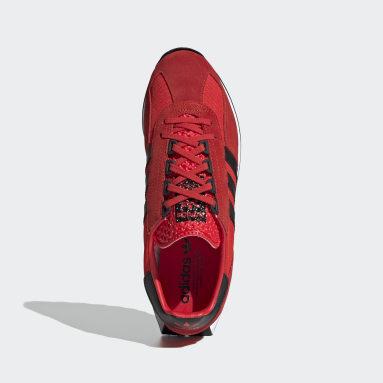 Chaussure Racing 1 Rouge Originals