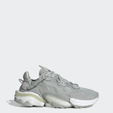 Originals Grey Torsion X Shoes