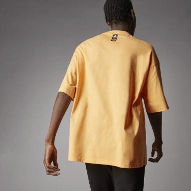 Životný Štýl oranžová Tričko Terra Love Organic Cotton