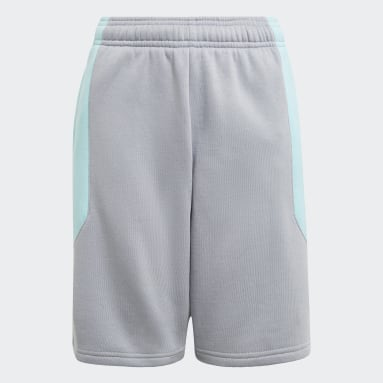 Youth Originals Grey adidas SPRT Collection Shorts