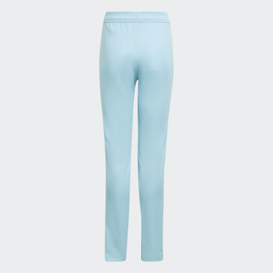 Youth Soccer Blue Tiro Track Pants