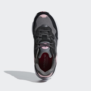 Youth Originals Grey Yung-96 Shoes