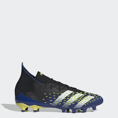 Chaussure Predator Freak.1 Terrain synthétique Noir Football