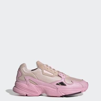 Dames Originals roze Falcon Schoenen