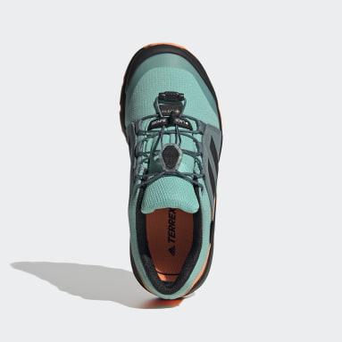 Terrex GORE-TEX Hiking Shoes Zielony