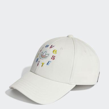 Originals White Cap