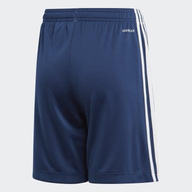 Kids Football Blue Ajax Amsterdam Away Shorts
