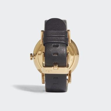 Originals DISTRICT_L1 Uhr Gold