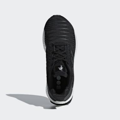 Dames Hardlopen Zwart Solar Boost Schoenen