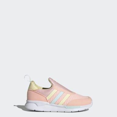 Børn Originals Pink ZX 360 sko