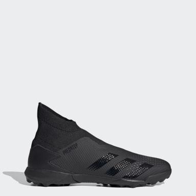 Zapatos de fútbol Predator 20.3 Pasto Sintético Negro Hombre Fútbol