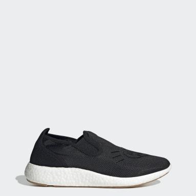 Erkek Originals Siyah Human Made Pure Slip-On Ayakkabı