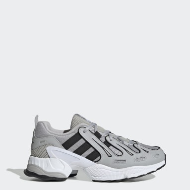 Men Originals Grey EQT Gazelle Shoes