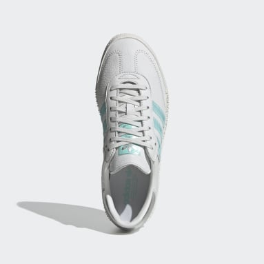 Dames Originals wit SAMBAROSE Schoenen met Swarovski® Kristallen