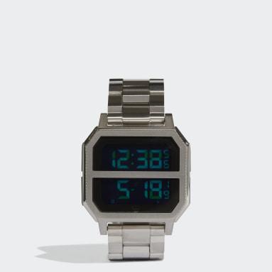 Originals Silver Archive_MR2 Watch