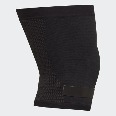 Yoga Black Performance Knee Support XL