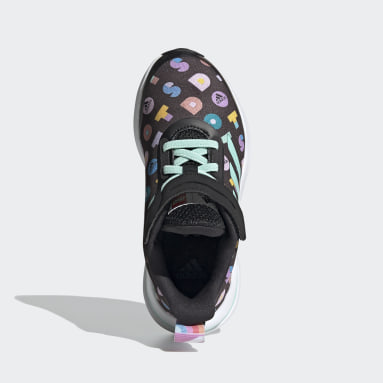 Kids Running Black adidas FortaRun x LEGO® DOTS™ Shoes
