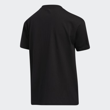 Youth Training Black Badge of Sport Tee
