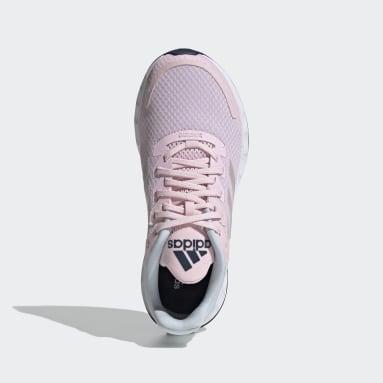 เด็ก วิ่ง สีชมพู รองเท้า Duramo SL