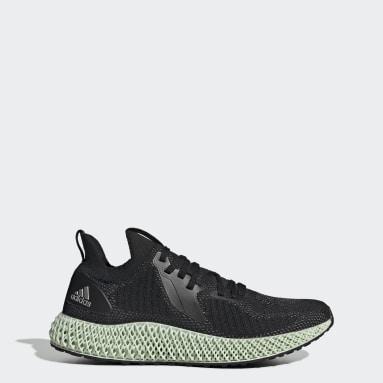 วิ่ง สีดำ รองเท้า Alphaedge 4D